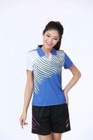Badminton Wear Sets für Frau Blue Sports Set ST1296