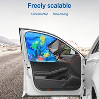 Car Sunshade Window Front Shade Side Baby Auto Windshield Sunshades Universal Fit For Driver UV Protection