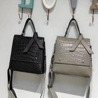 HBP Brand Designer женская подлинная сумка ручки качества на плечо верхние сумки сумки Saffiano высокая кожаная одежда OL леди сумка Messenger SCCVN