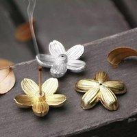 Kreative Blumen Muster Weihrauch Brenner Stick Halter Weihrauch Base Stecker Dekoration Y1255