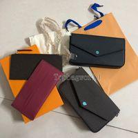 2021 bolso de bolso bolsa de mensajero de cuero 3 pieza conjunto billetera presbicia diseñador bolsa de hombro señora correa picchette damas patente Tamaño: 21x11x2cm