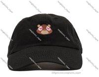 2021 West Ye Bear Dad Hat Lovely Baseball Cap Summer for Men Women Snapback Caps Unisex Exclusive Release