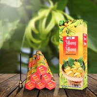 T Ylang Aromatic Indian Stick Handmade Natural Yoga Temple Incense Aromatherapy Room Fragrance Whole Lots Bulk