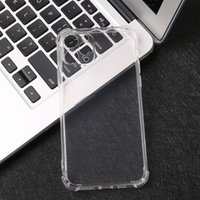 Shockproof TPU 케이스 Transprent Soft Cover 아이폰 12 미니 프로 최대에 대한 좋은 품질의 명확한 케이스