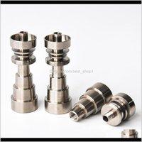 Titan Nagel domeless Universal männlich / weibliche Sitz 10mm 14mm 18mm 6in1 yjuhb oog1w