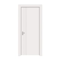 Simple and atmospheric home interior door