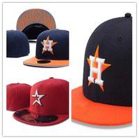 최고 품질의 패션 팬의 보스턴 플랫 바이저 장착 모자 남성용 스포츠 모든 팀 편지 평면 피크 디자인 Snapback Hats Chapeau 야구 조정 가능한 뼈