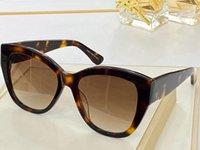 SLM75 Nova moda óculos de sol com proteção UV para mulheres vintage gato olho completo quadro popular qualidade superior vêm com case clássico sunglaso