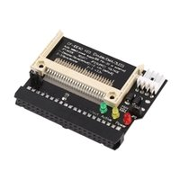 Compact Flash CF To 3.5 Female 40 Pin IDE Bootable Adapter Converter Card Standard True-IDE Mode For PC Hard Disk Computer Cables & Connecto