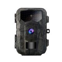 사냥 카메라 야외 야외 비전 적외선 디지털 IR 센서 1080P 열 이미 저는 관찰 된 고글을 하이킹
