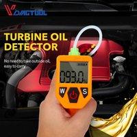 أداة اختبار زيت المحرك للكشف عن جودة النفط جودة النفط مع محلل الغاز LED