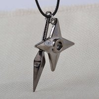 Sword Naruto Without Darts Necklace Animation Film Accessories