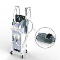 Weifang KM HIEMT EMS الجسم تشكيل contouring الكهربائية المغناطيسي العضلات محفز الجسم فقدان الوزن
