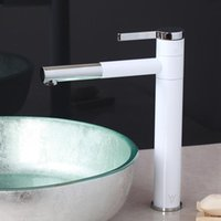 Kitchen Faucets Deck Mount Single Handle Wash Basin Durable Pull Out Swivel Tap Faucet Mixer With Shower Spray