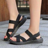 Sandals Women'S Flip-Flops Flip Flops For Women Soft Slippers Designer Men'S Shoeslides Tennis Crogs Krasaovki Baskets