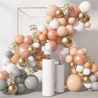 Parti Düğün Kutlama Doğum Günü Dekorasyon Balon Kemer Köprü Seti Tatil Malzemeleri Toptan