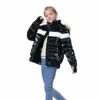 OrangeMom 브랜드 십대 겨울 코트 화이트 오리 8-18 년 동안 어린이 자켓 아래로 어린이 재킷 소년 소녀 옷 따뜻한 파카 엄마와 나 210913