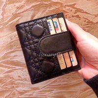 Louis Vutton BagCard Holder Designers Coin Bags 2021 Women Luxurys Wallets High Quality Square Wallet Simple Purse Handbags Leather PursesAndd1y_top