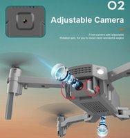 New R16 4K Lens HD Mini WiFi 1080 P trasmissione in tempo reale FPV Drone Dual Telecamere Pieghevole RC Quadcopter Toy