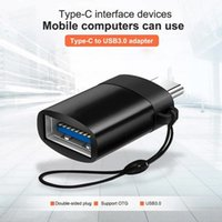 Бренд Тип C ОТГ Адаптер Мужской до USB 3.0 Женский конвертер Быстрая коробка передач с тарелкой