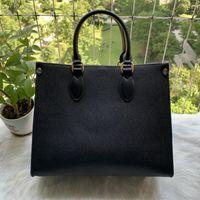 Onthego M мм GM Bag Luxurys дизайнеры сумки сумки M45321 высококачественные женские цепные цепь патент на плечо кожаный алмаз роскошь роскошь вечерние сумки крест