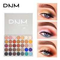 Lidschatten heller langlebiger Lidschatten-Palette-Diamant-Highlights 35 Farben Strahl Mattschimmer für Make-up