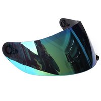 Helmet Visor Motorcycle UV Protected Full Face Detachable Windproof Lens Motorbikes Accessories Anti-scratch Original Glasses Helmets