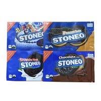 500 mg boş stoneo taşlayıcılar flavorite kurabiye çanta çikolata kreması kek yeniden açma yenilebilir holografik çanta yenilebilir ambalaj mylar kokusu