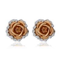Rings Designer Earrings Stud Love Van Rose Jewelry Earring Carti Ring Bracelet Flower A99 Vwuop