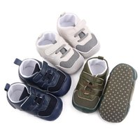 First Walkers Infant Sneakers Sports Born Baby Boys Girls Shoes Casual Toddler Kids Flats Breathable Anti-slip
