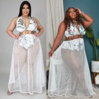 Fishnet Hayout Out Print Bohemian Платья для женщин Висячие шеи Без спинки Смотреть через Vestido Летняя талия полоса вырезать платье