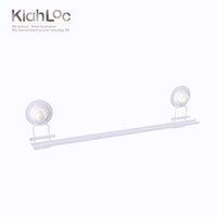 Kiahloc Towel Racks No Drilling Adsorption Environment Friendly Easy Removal Strong Adhesion Waterproof Home Finishing Essential
