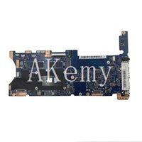 Schede madri Scheda madre Achemy Top Configurazione Laptop Scheda madre per Asus Q324UAK Q324UA Q324U UX360UA Mainboard 60NB0C00-MB8000 16 GB RAM -7500 CPU