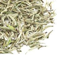 200g Chinesische EU Organische dünne Detoxtee Silber Nadel Bai Hao Yin Zhen Lose Blatt Tee Blätter Weißer Tee von Fujian