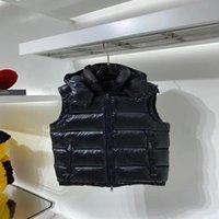 Tasarımcılar Yelek Erkek Kadın Luxurys Jile Marka Sleeveles Ceket Pamuk Yastıklı Erkek Aşağı Yelek Rahat Mont Erkek Yelek