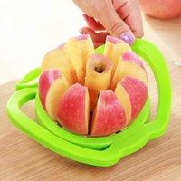 2020 Nova Cozinha Assistência Apple Slicer Cortador De Pera De Fruta Divisor De Conforto Da Ferramenta Para Cozinha Apple Peeler