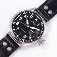 Männer Automatische Mechanical Le Petit Prince 7 Tag Gangreserve Silber Schwarz Blau Leinwand Leder Uhren Armbanduhren
