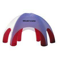 Надувной паук-паук для палатки Di5xH4M с пользовательской печатной и базовой вентилятор