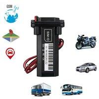 Araba GPS Aksesuarları GT02 GSM Tracker Konumlandırıcı 3G WCDMA için Su Geçirmez Araba, Motosiklet ve Araç Online İzleme Softwar ile