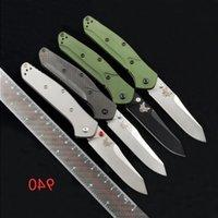 940BK Outdoor BENCHMADE Osborne 940 Titanium Knife 4600 Camping alloy BM Folding 781 940S Butterfly 417 550 M390 3300 C81 535 K Uwwkl