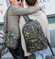 2022 حار حار خارج الأكياس في الهواء الطلق التمويه حقيبة السفر حقيبة الكمبيوتر أكسفورد الفرامل سلسلة طالب المدرسة المتوسطة