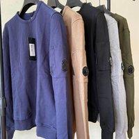 20ss cp мужская куртка бренд толстовки повседневная длинные рукава перемычки дизайнерская компания лучшая толстовка мужской роскошный капюшон O-sce пуловер 2090801q