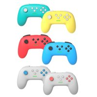 Game Controllers & Joysticks Wireless Portable Rechargeable Gamepads For NS Video Consoles Games Accessories Handle