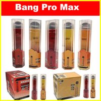 Bang Pro Max Switch Disposable Vapes Pen Pod Device Kit Local 1000+1000 Puffs Bang XXL 2 IN 1 disposable vape e cigarettes 2000Puffs