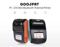 Small bill label portable mini handheld Bluetooth photo meow machine thermal printer household small QN5D