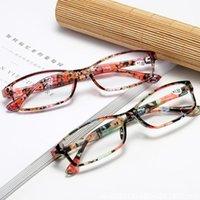 Очки для чтения Пресбиопические очки мужской Женский Дальё зрение Полный кадр Ультра светло-черный с силой +100 до +400 солнцезащитные очки
