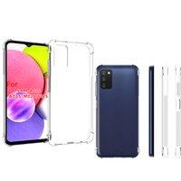 Samsung Galaxy A8S A9 Pro 2019 Full Clear Anti Shock Soft Gel TPU Case Back Cover