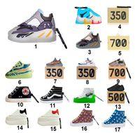 3d سيليكون الكرتون حذاء airpod الحالات الأزياء حذاء العلامة التجارية للأغذية حالة airpods حالة فاخر مصمم لاسلكي سماعة الغلاف