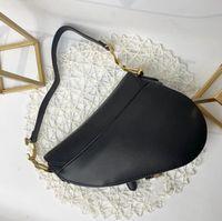 حقائب المصممين الفضلات حقائب اليد سيدة جلد طبيعي حقيبة يد جودة عالية السرج متفوقة مع رسائل الكتف