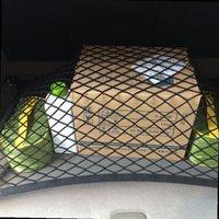 Auto Organizzatore multiuso Baglio Bag Bag Mesh in Trunk Auto Tetto Auto Deposito bagagli Deposito Sundries Net Accessori Forniture